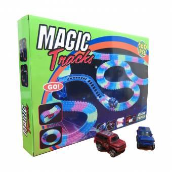 Купить Трек Magic Tracks 360 деталей S360, Машинки-трансформеры