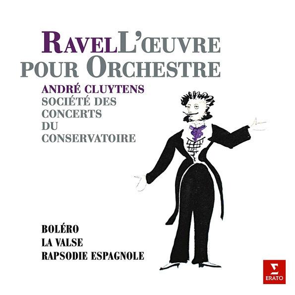 Andre Cluytens, Orchestre De La Societe