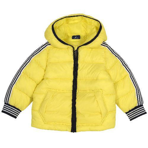 Куртка Chicco для мальчиков р.116 цв.желтый 9087433