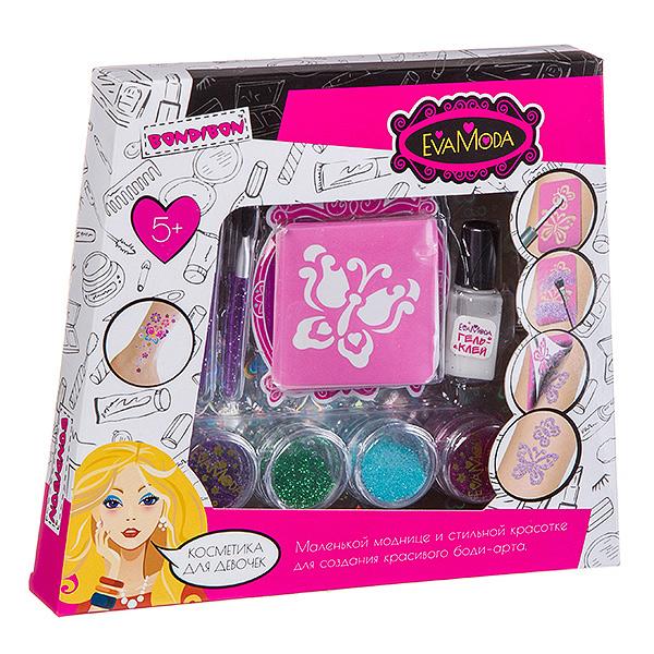 Купить Набор детской декоративной косметики Bondibon Eva Moda , арт. 71104, Наборы детской косметики