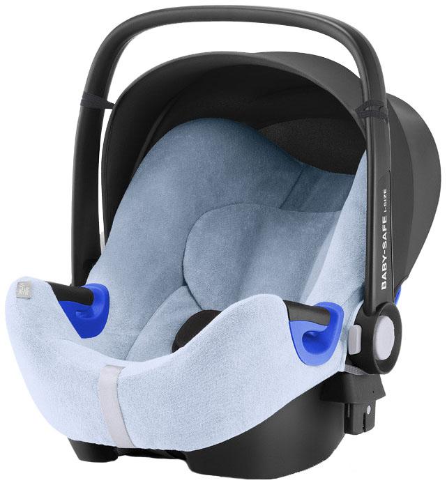 Летний чехол для автокресла Baby-Safe i-Size, голубой