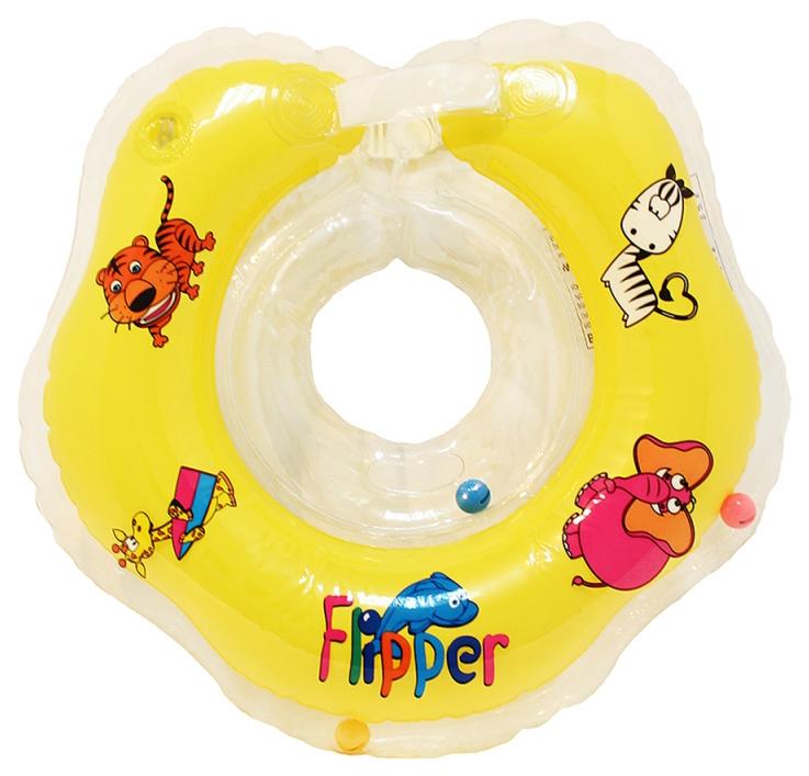 Круг на шею для купания малышей Flipper