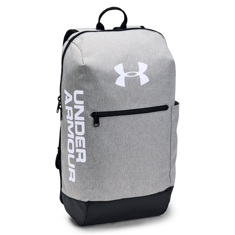 Рюкзак Under Armour Paterson Backpack серый 17 л
