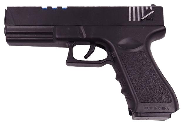 Купить Пистолет, со световыми и звуковыми эффектами, на батарейках, ABtoys, Игрушечные пистолеты