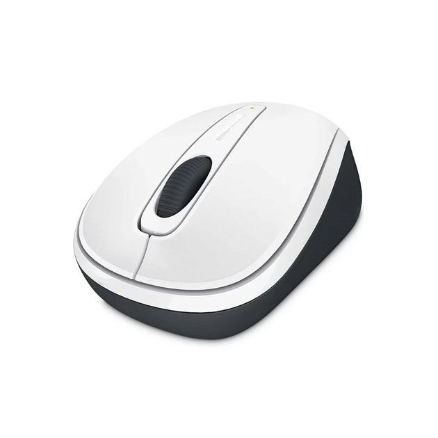 Беспроводная мышь Microsoft Wireless Mobile Mouse 3500 Black/White (GMF-00294)
