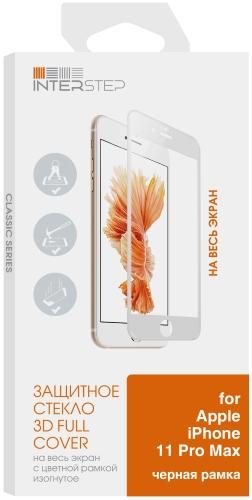 Защитное стекло InterStep для iPhone 11 Pro Max