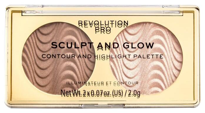 Бронзер Revolution PRO Sculpt & Glow Desert