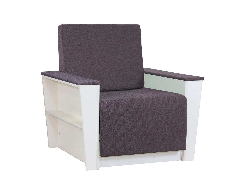 Кресло кровать Бруно 2 серый