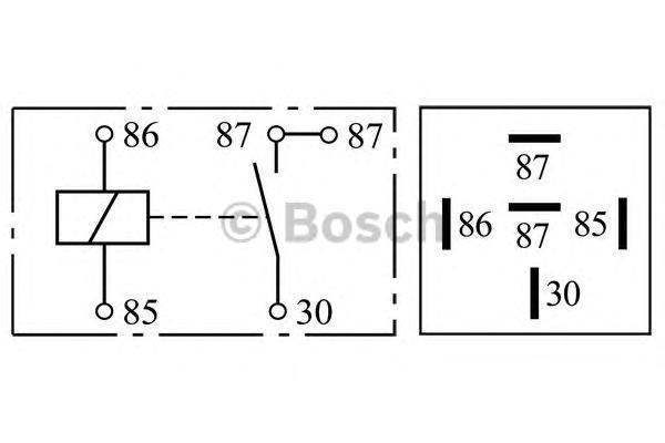Реле Bosch 0332019150