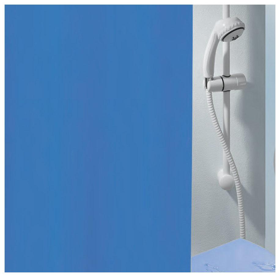 Штора для ванной Spirella Campus 4006498 Голубой