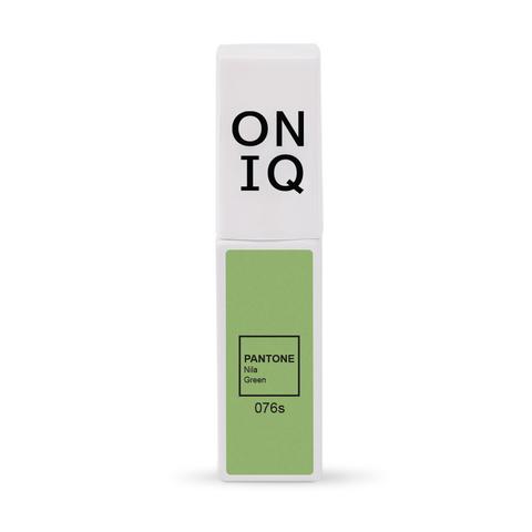 Купить Гель-лак Oniq PANTONE: Nile Green 6 мл