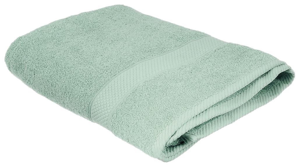 Банное полотенце, полотенце универсальное Arya зеленый