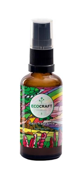 Сыворотка для волос EcoCraft Hair Serum Rain fragrance 50 мл