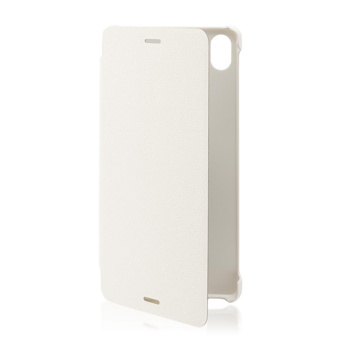 Чехол Brosco Cover для Sony Xperia Z3 White