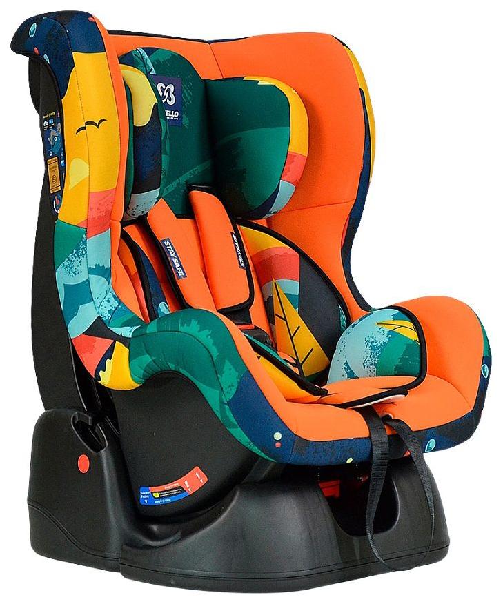Автокресло детское Farfello GE-B Космос Orange+Colorful