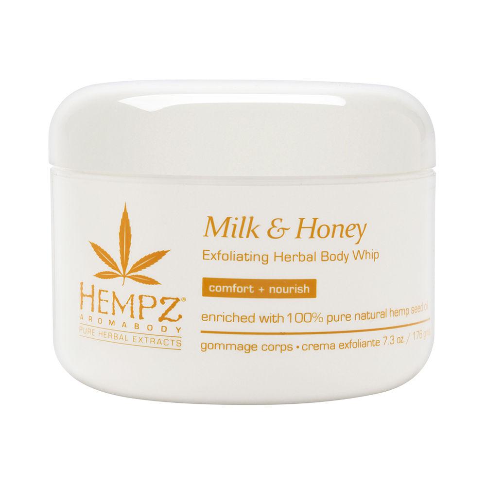 Скраб для тела Hempz Milk #and# Honey Herbal Sugar Body Scrub 176 г