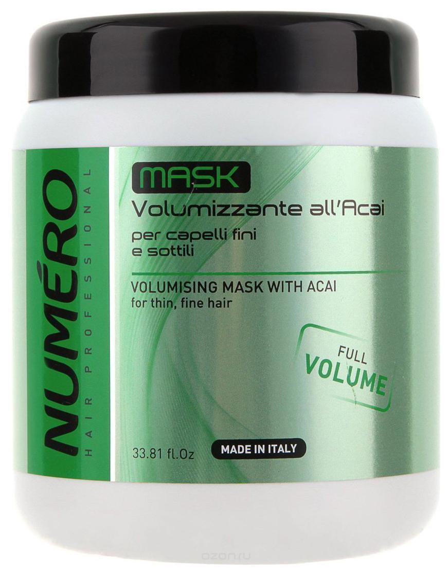 Купить Маска для волос BRELIL Professional NUMERO Volume 1000 мл