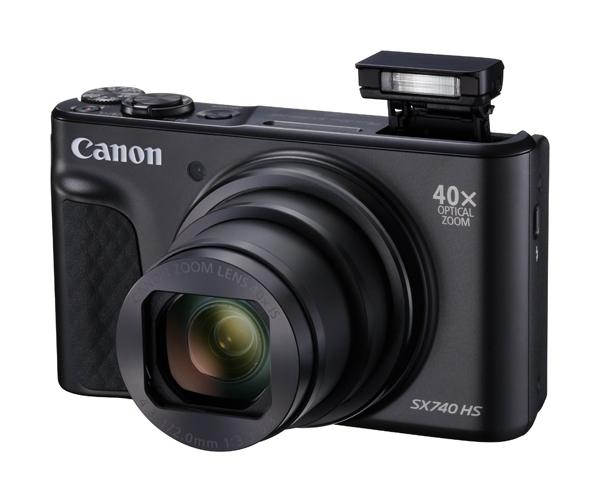 Фотоаппарат цифровой компактный Canon PowerShot SX740