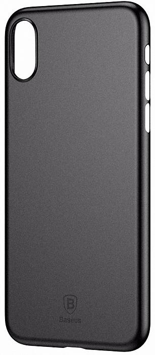 Чехол Baseus Wing Case (WIAPIPH65-EA1) для iPhone Xs Max (Solid)
