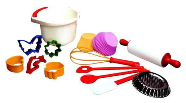 Детский набор посуды Little Gourmet Spielstabil