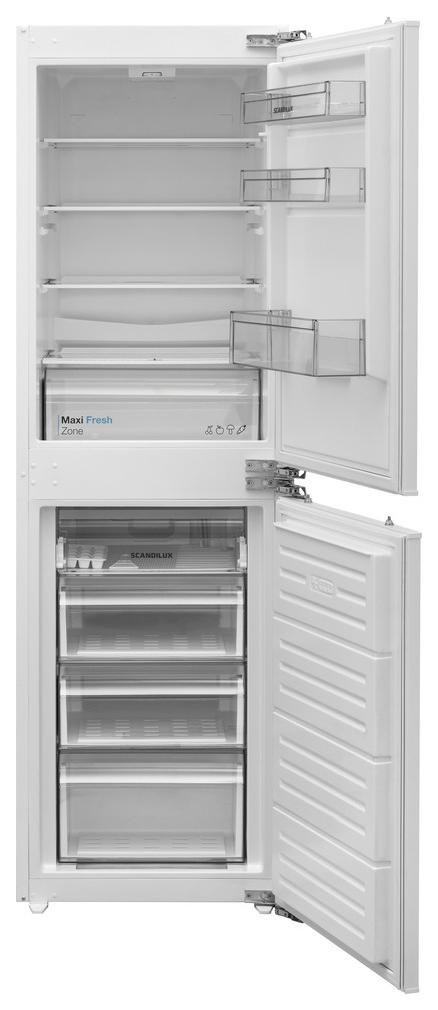 Встраиваемый холодильник Scandilux CSBI 249 M White