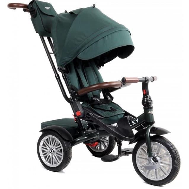 Купить Велосипед трехколесный Bentley BN2G зеленый, Детские трехколесные велосипеды