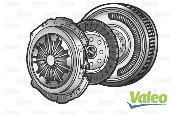Комплект многодискового сцепления Valeo 837094