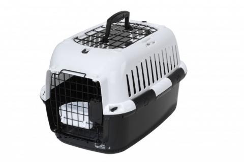 Контейнер для кошки Ebi 38x58x38см черный