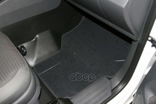 Коврики в салон Autofamily для VW Caddy 2007, текстиль