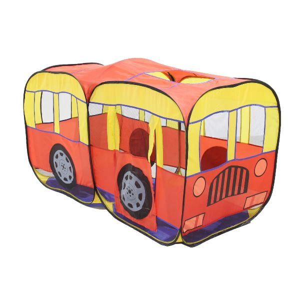 Купить SHANTOU Детская игровая палатка Автобус, 11918, Shantou Gepai, Игровые палатки