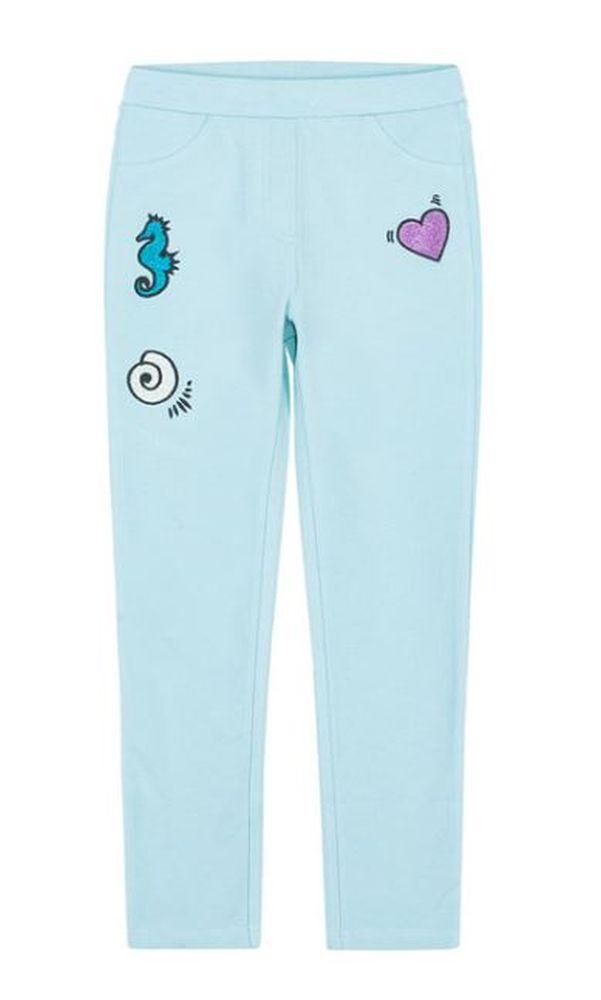 Купить Брюки для девочек COCCODRILLO р.110, Детские брюки и шорты