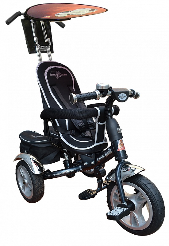 Велосипед детский Lexus Trike Vip MS-0561 графит