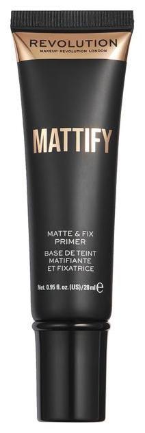 Основа для макияжа Revolution Makeup Matte