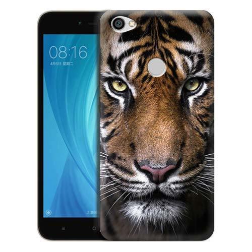 Чехол Gosso Cases для Xiaomi Redmi Note 5A Prime «Тигр»