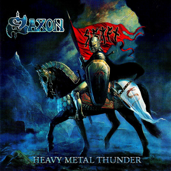 Saxon Heavy Metal Thunder (2CD)