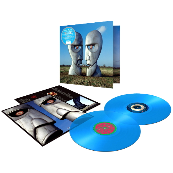 Pink Floyd The Division Bell (25th Anniversary Edition) (Coloured Vinyl)(2LP), Медиа  - купить со скидкой