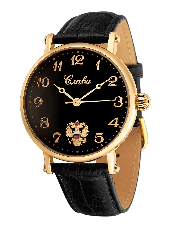 Наручные механические часы Слава Премьер 8099681/300-2409.В