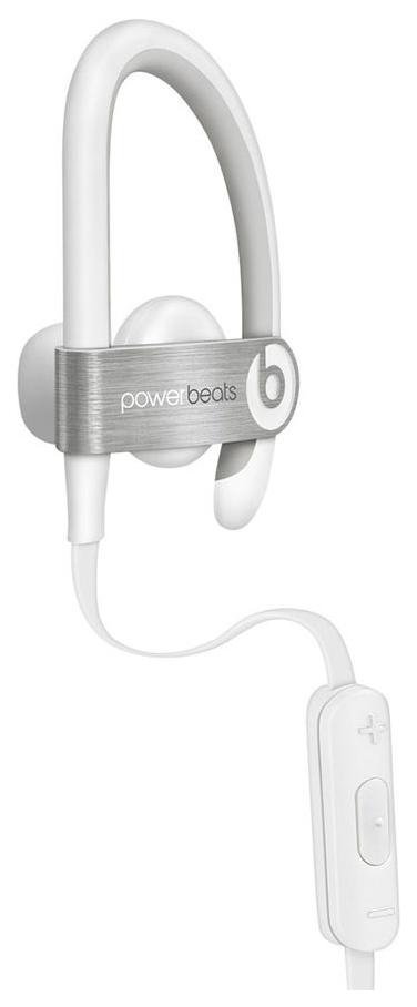 Беспроводные наушники Beats Powerbeats 2 White (MHAA2ZM/A) фото