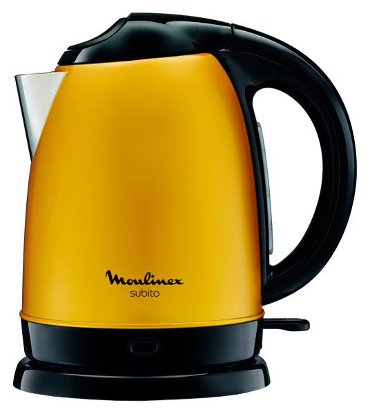 Чайник электрический Moulinex BY530H30 Yellow