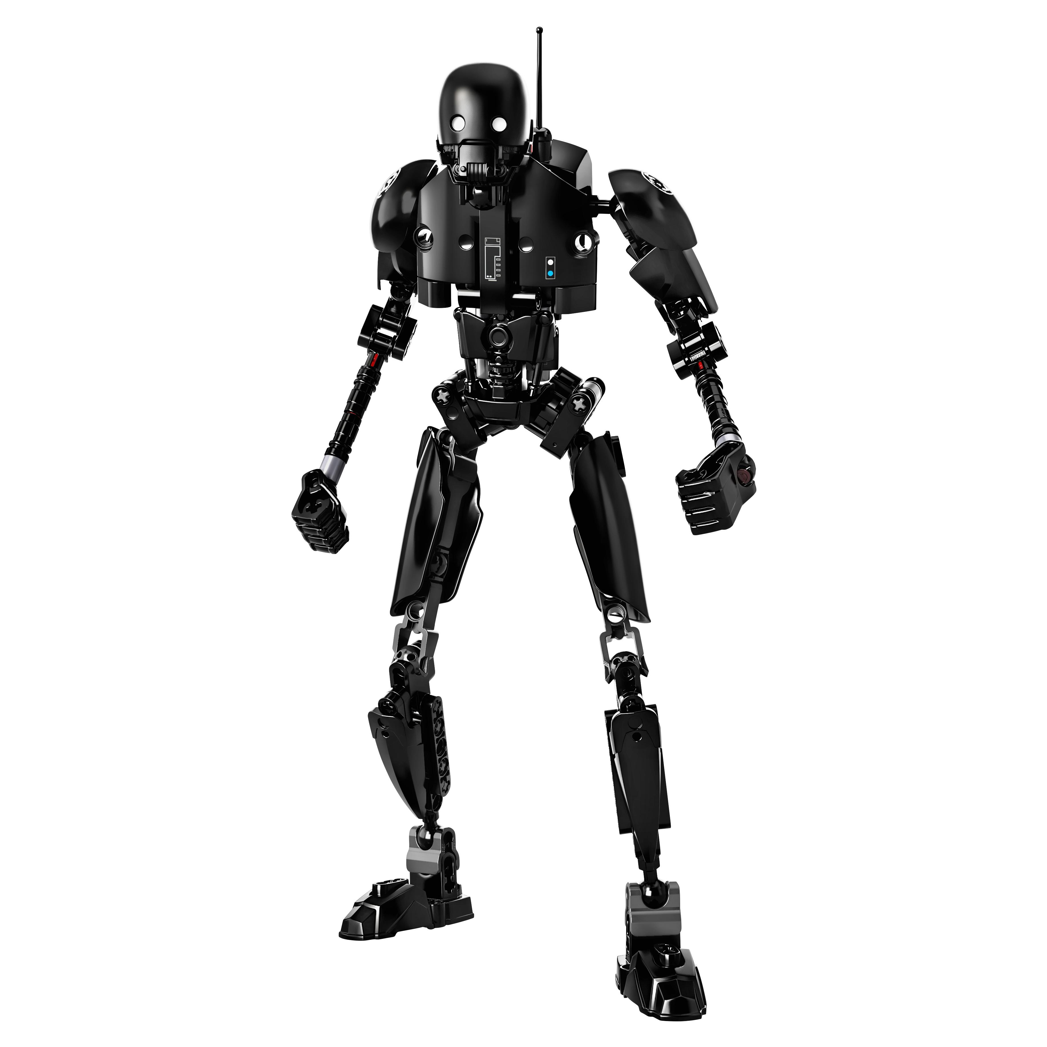 Купить Конструктор lego constraction star wars k-2so 75120, Конструктор LEGO Constraction Star Wars K-2SO (75120), LEGO Star Wars