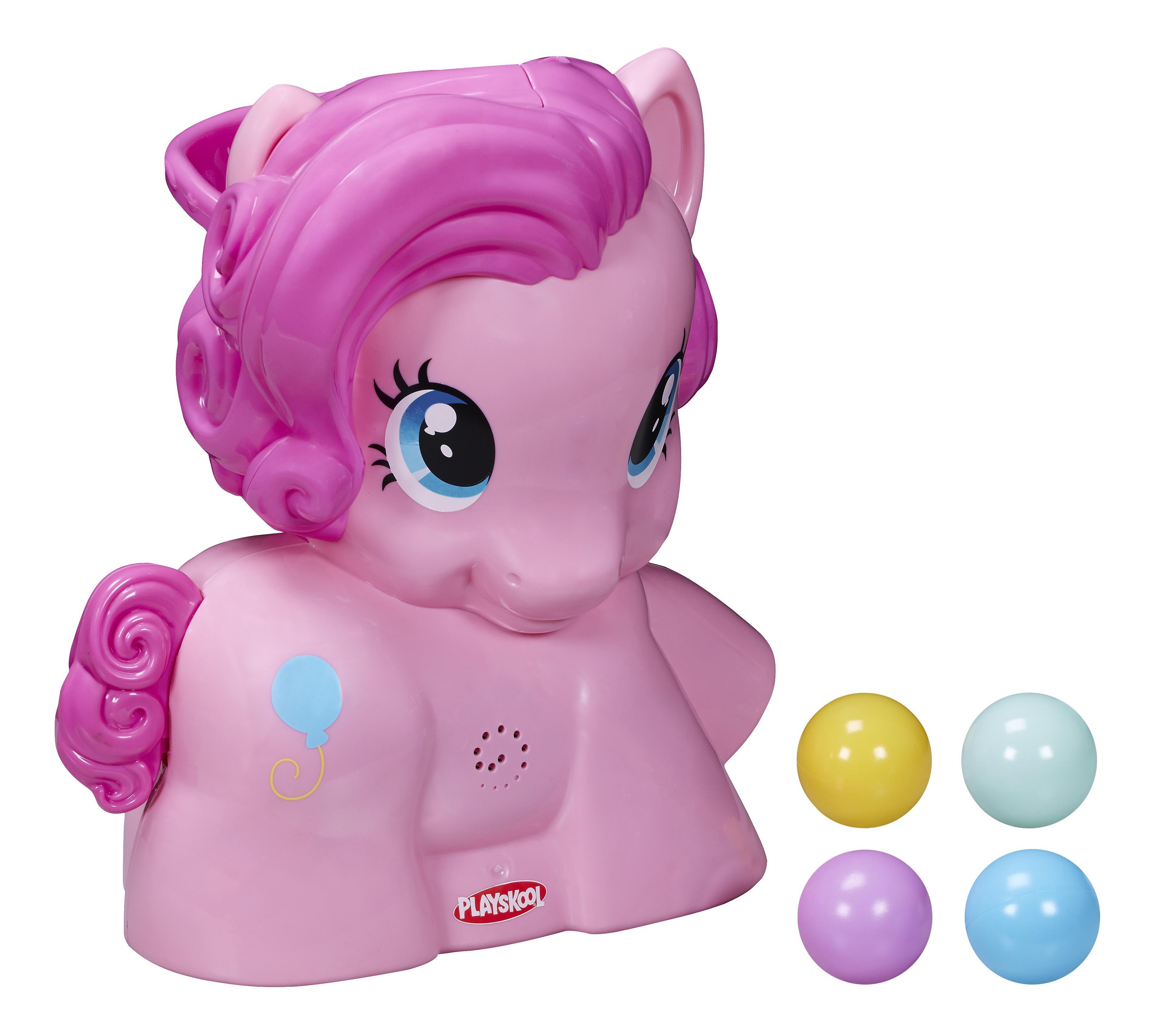 Набор друзья playskool «пинки пай с мячиками» b1647 Hasbro