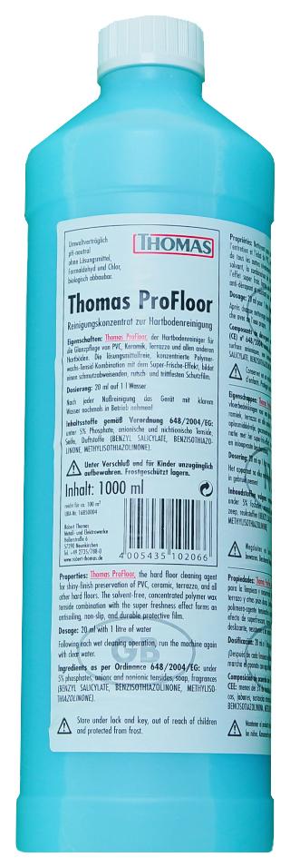 Шампунь концентрат для моющих пылесосов Thomas ProFloor