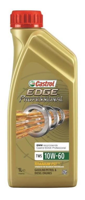 Моторное масло Castrol Edge Professional Skoda LongLife III 5W-30 1л