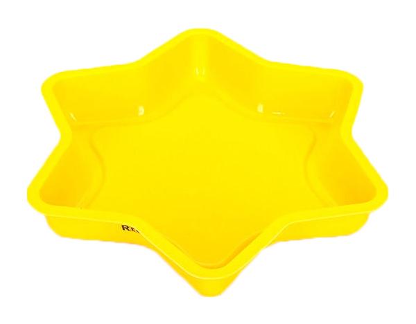 Форма для выпечки Regent Inox Silicone 93-SI-FO-109 Желтый фото