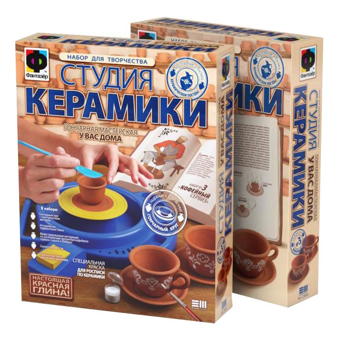 Поделка Фантазер Кофейный сервиз фото
