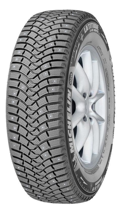 Шины Michelin Latitude X-Ice North LXIN2+ 255/50 R19 107T XL RunFlat фото