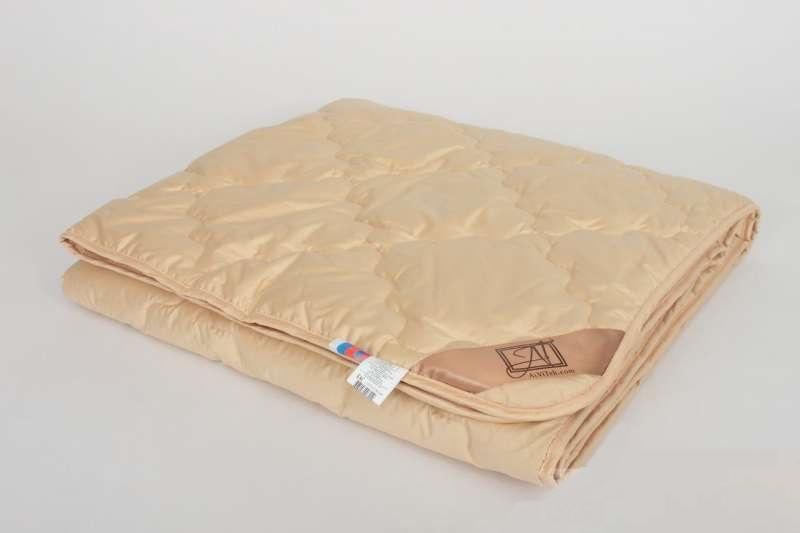 Одеяло АльВиТек Сатин пуходержащий 200х220