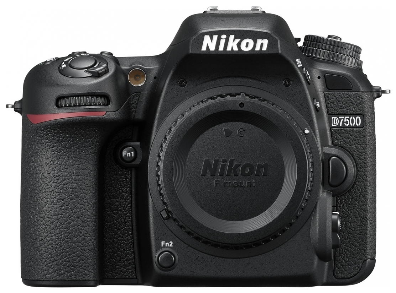 Фотоаппарат зеркальный Nikon D7500 Body Black
