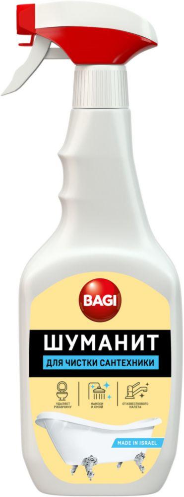 Чистящее средство для сантехники Bagi шуманит