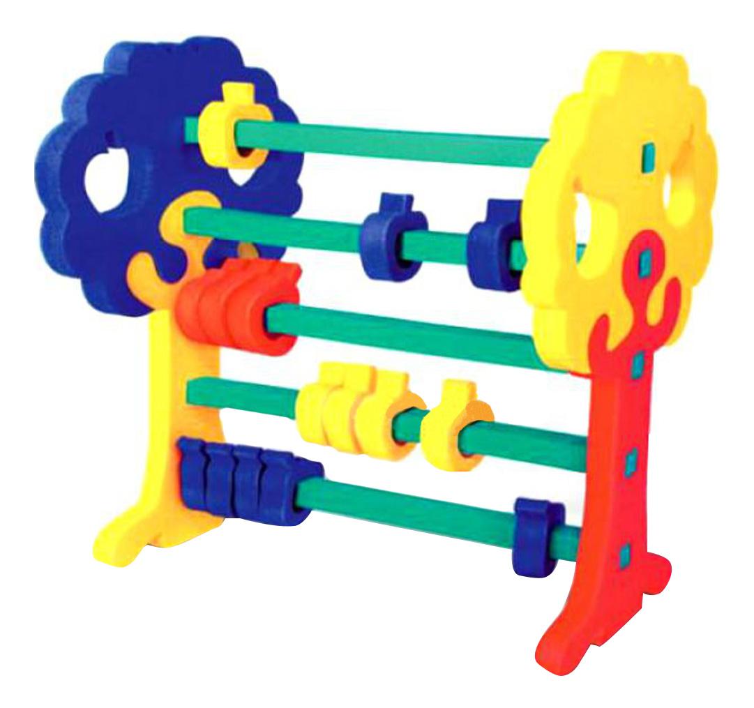 Купить Счеты №2, Развивающая игрушка Флексика Счеты №2,